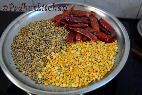 Curry podi
