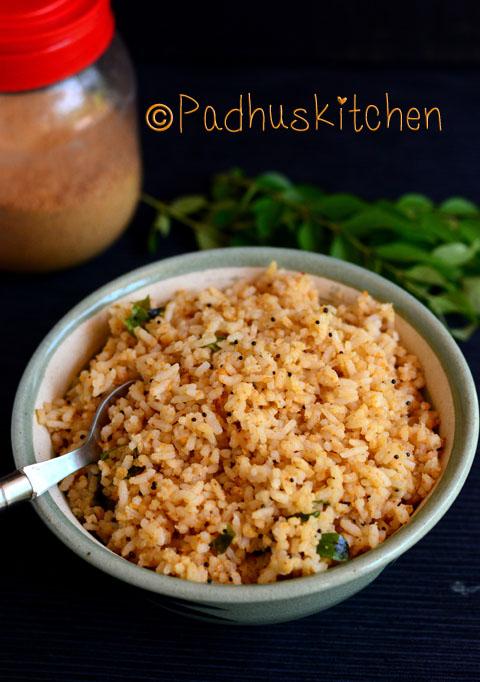 Sesame seed rice-Ellu Sadam