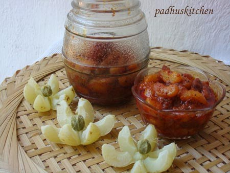 gooseberry pickle-nellikai urugai