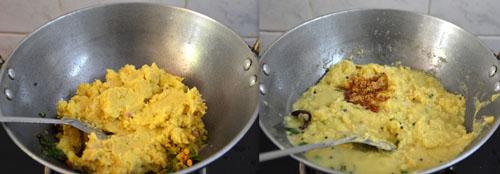 Yam Masiyal Recipe