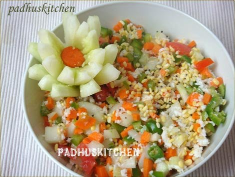 kosambari salad