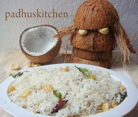 coconut sevai-Thengai idiyappam