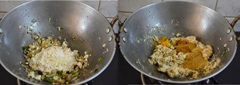frying salan paste