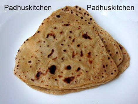 Plain Paratha-How to make Plain Paratha