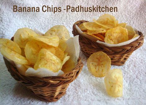Raw banana chips-Vazhakkai Chips