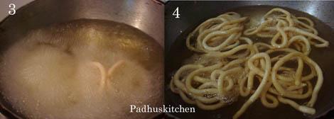 how to prepare Murukku