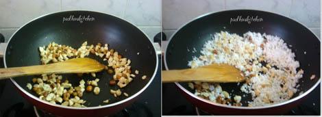 how to make rava ladoos