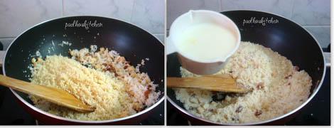 How to make sooji ladoo