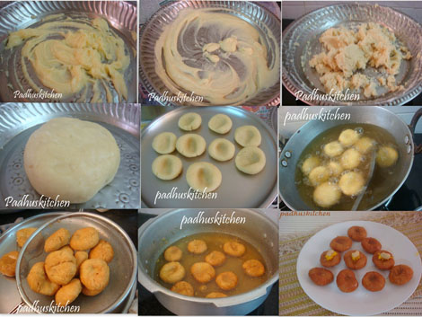 How to make badusha
