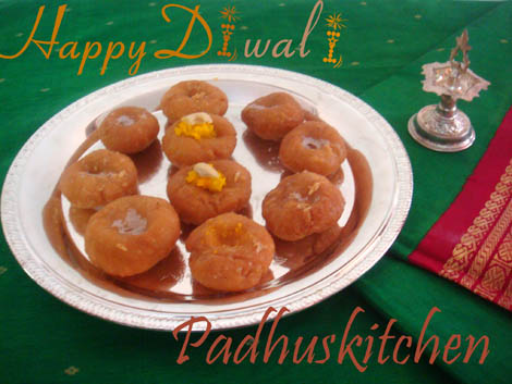 badusha sweet