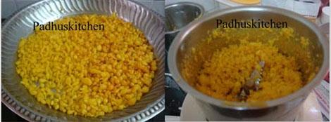 Laddu recipe