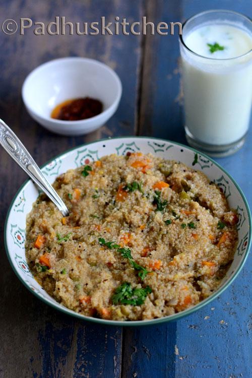 Daliya Khichdi-Cracked Wheat Khichdi