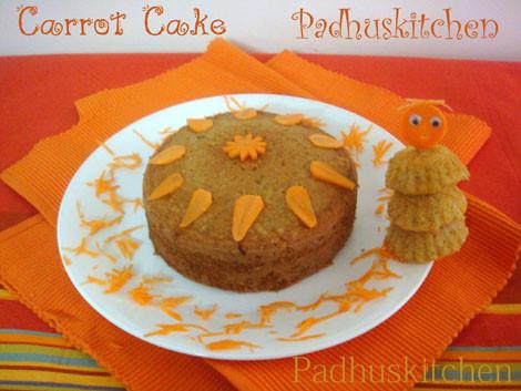 Moist Carrot cake-carrot cake recipe