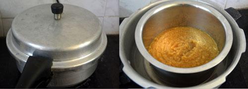 how to prepare Thiruvathirai kali