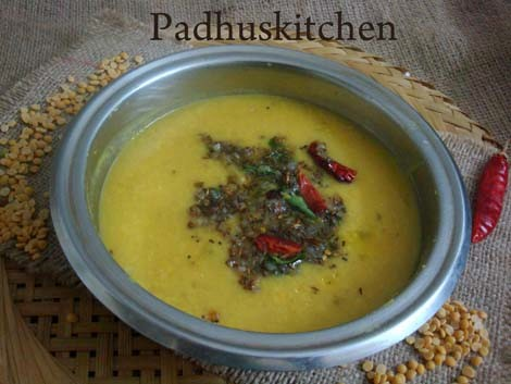 How to Cook Dal-Dal Tadka