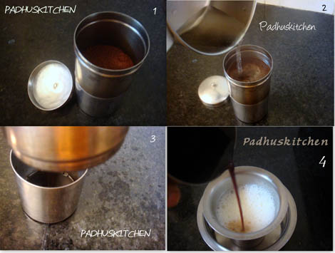 How to make filter coffee-Filter coffee