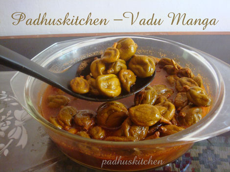 Mavadu Pickle-Vadu Mango Pickle