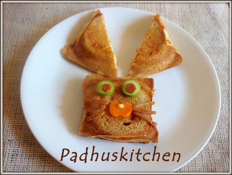 Sandwich Toast Recipe
