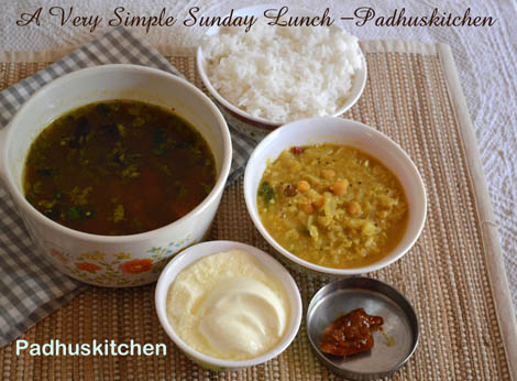 Indian Lunch Ideas