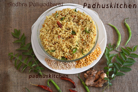 Andhra Puliyodharai