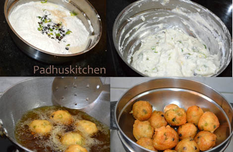 How to make bonda