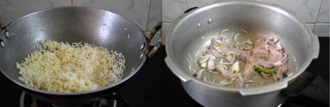 make chick pea pulao