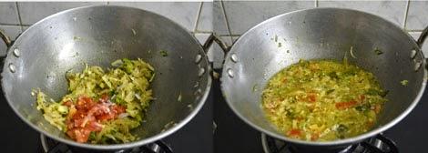 how to prepare masala dosa filling