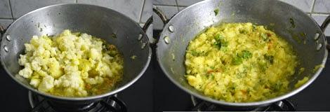 potato filling for masala dosa