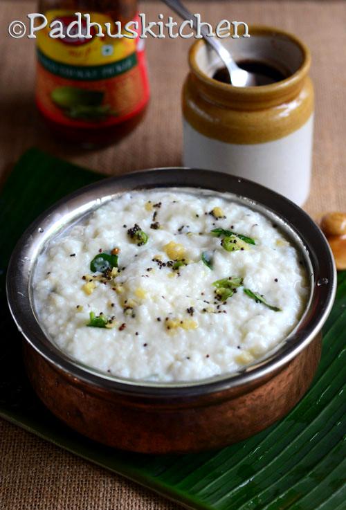 Thayir Sadam-Curd Rice