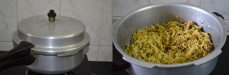 how to prepare soya chunks biryani