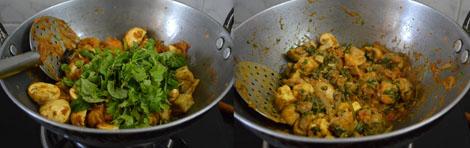 how to prepare mushroom paneer biryani