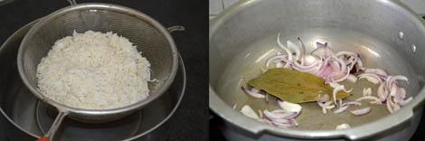 How to make potato rice