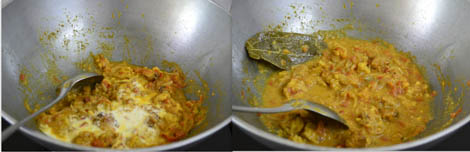 South Indian vadai curry recipe
