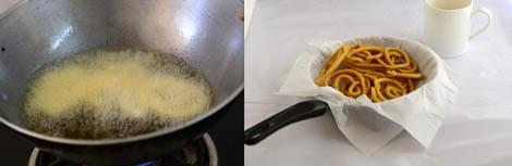 how to make butter murukku