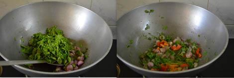 fenugreek sambar