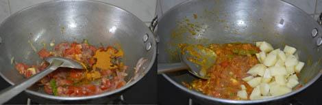 How to prepare kalan kulambu
