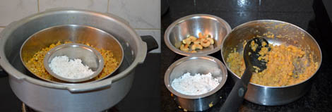 How to make paruppu payasam
