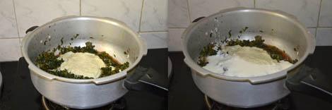 how to prepare keerai mor kootu