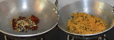 how to prepare chammanthi podi