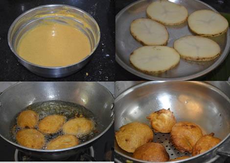 How to make bajji