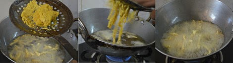 making khara sev