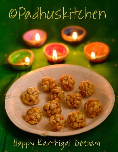 Kadalai Urundai-peanut balls