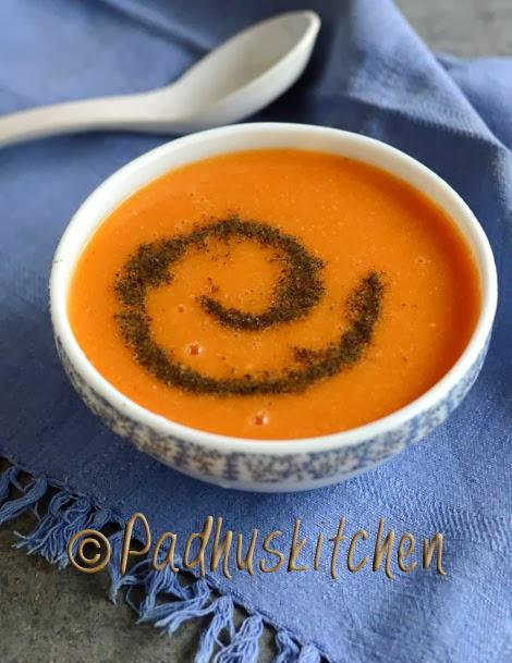 Dal soup-Lentil soup