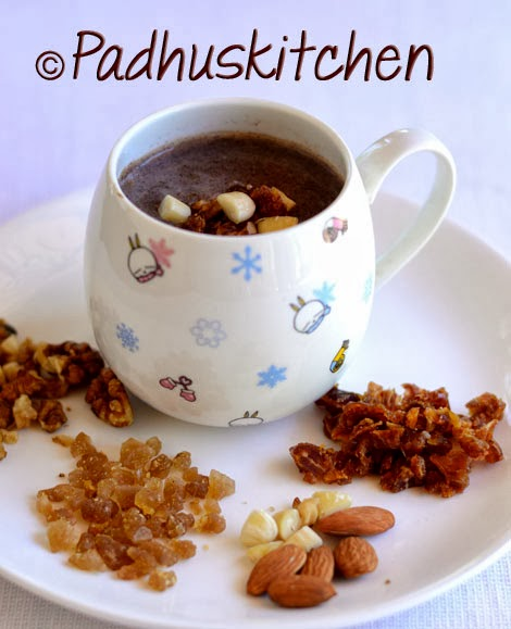 Ragi Malt-Ragi Sweet Porridge