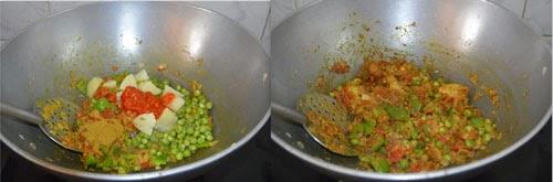 How to make tawa pulao