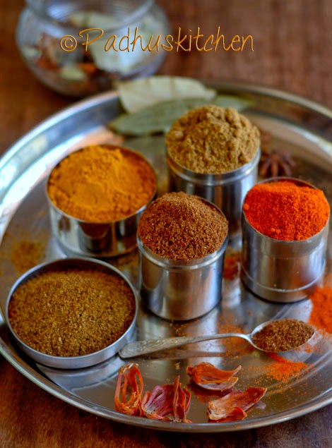 Indian Spice Powder
