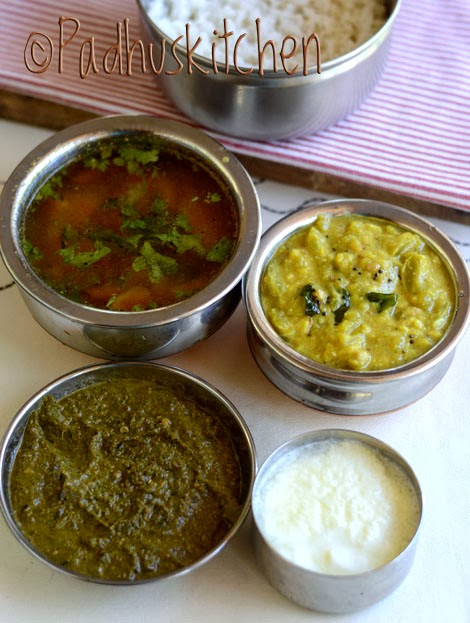 South Indian Lunch Recipes South Indian Vegetarian Lunch Menu Ideas Tamil Lunch Recipes Padhuskitchen