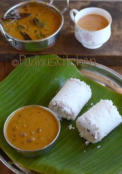 Puttu-Kerala style