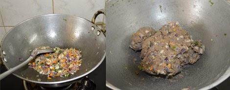 How to cook Ragi Adai