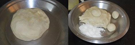 bhatura dough